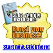image of ebook 10 free methods to promote your baby signing business