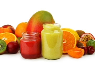 Picture of natural homemade baby food as pertains to attachment parenting and eco concerns