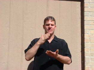 baby sign language stop